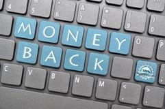 Money Back Guarantee Stock Images