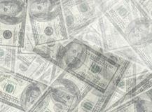Money background. Made in Photoshop Royalty Free Stock Photography