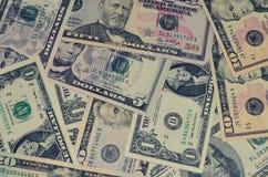 Money_Background Royalty Free Stock Photo