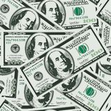 Money background Royalty Free Stock Photo
