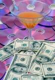 IT Money Background Stock Images