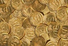 Euro money background Stock Photography
