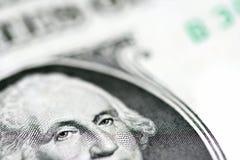 Money background. Close-up. Royalty Free Stock Photo