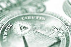 Money background. Close-up. Stock Photography