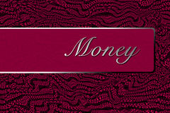 Money Background Illustration Stock Images
