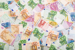 Money background - wealth concept Stock Image