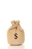 Money bag Royalty Free Stock Photography