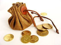 Money-bag Stock Images