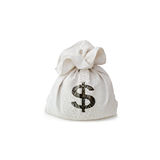 Money bag Royalty Free Stock Image