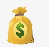 Money bag Stock Photos