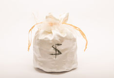 Money bag - bag Wedding Royalty Free Stock Photography