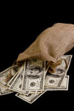 Money Bag. Stock Image