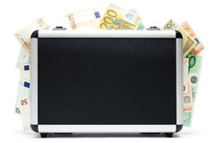 Money Baggage Stock Photos