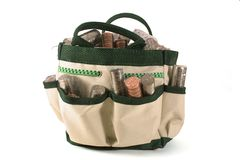 Money Bags Stock Images