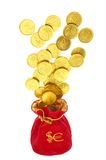 Money bags Royalty Free Stock Photo