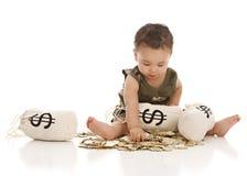 Money Bags! Stock Photo
