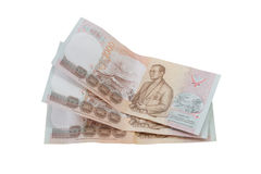 Money baht Royalty Free Stock Image
