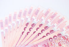 Money 100 baht Stock Photo