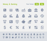 Money & Banking | Granite Icons Royalty Free Stock Photo