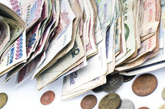 Money banknote Stock Images