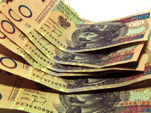Money - banknotes Stock Images