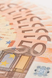 Money banknotes Stock Photography