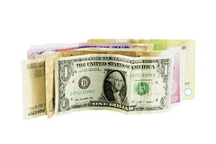 Money banknotes Royalty Free Stock Images