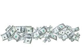 Money banner Royalty Free Stock Photo