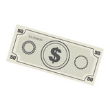 Money bill icon image. Vector illustration design Stock Photos