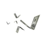 Money birds Royalty Free Stock Photography
