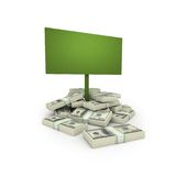 Money blank Stock Images