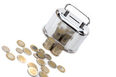 Money box Royalty Free Stock Images