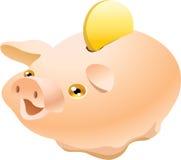 Money box Royalty Free Stock Photography