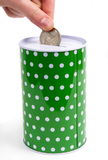 Money box Stock Images