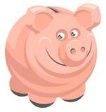 Money box Piggy bank Royalty Free Stock Image