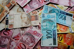 Money Brazil Stock Photos