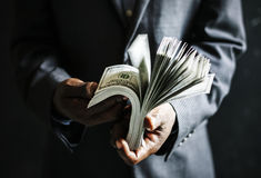 Free Money Business Work Rich Success Stock Photography - 99196572