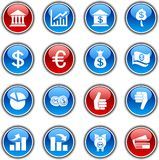 Money  buttons. Royalty Free Stock Photos