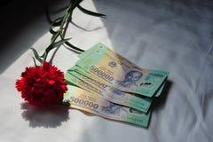 Money Buy Love Royalty Free Stock Image