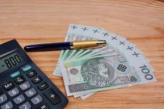 Money calculator pen