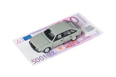 Money and car Stock Images