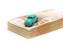 Money & car Stock Images