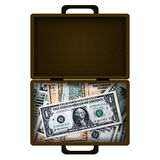 Money case Royalty Free Stock Image
