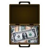 Money case Royalty Free Stock Image