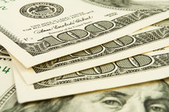 Money cash closeup Royalty Free Stock Photography