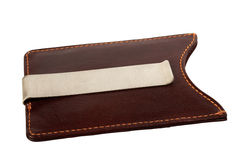 Money Clip. Royalty Free Stock Photography