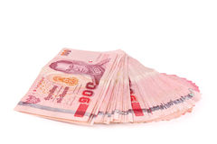 money close up for blackground Royalty Free Stock Photography
