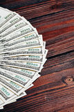 Money closeup Royalty Free Stock Images