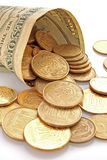Money coin Royalty Free Stock Image