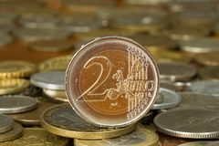 Money coin Stock Photography